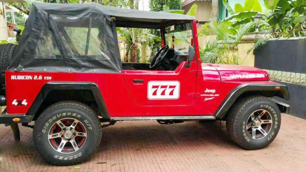 Mahindra Modified Jeep For Sale At ErnakulamErnakulamMuvattupuzhaused Cars In Kerala