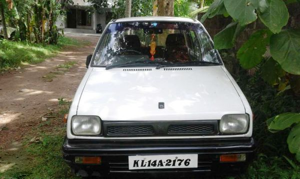 Maruthi Suzuki 800 For Sale At Thiruvananthapuram