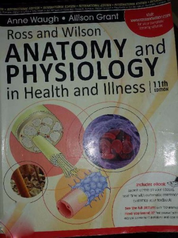 ROSS AND WILSON Anatomy And Physiology in Palakkad,Palakkad ...