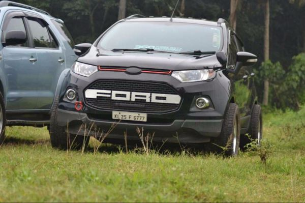 ford ecosport sale at kollam punalur used cars in kerala. Black Bedroom Furniture Sets. Home Design Ideas