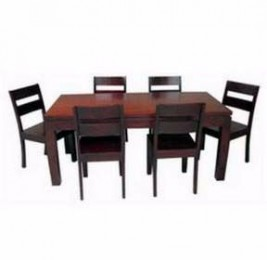 Wooden Furniture Dining Set For Sale At Trivandrum