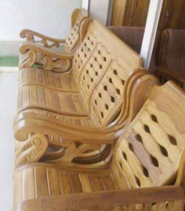 Teak Wood Furniture Kerala