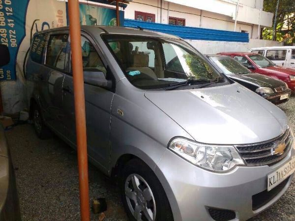 Used Chevrolet Enjoy 1 3 For Sale At Thrissur Thrissur Thalapilly