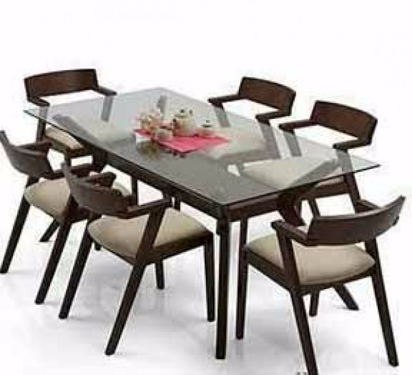 Wooden dining table for sale at Ernakulam : 1483958760 5873698a91f64 907996282 1 from www.infomagic.com size 600 x 546 jpeg 61kB