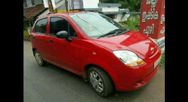 Used Chevrolet Spark For Sale At Kottayamkappumthalaautomobiles In