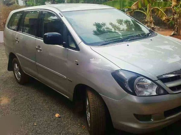 Toyota Innova For Sale At Malappuram