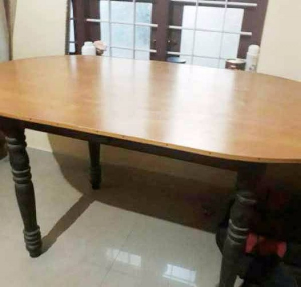 6 Seater Dining Table For Sale At Trivandrum Thiruvananthapuram Home Furnitures Building