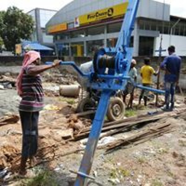 Geotech Pile Foundations and Constructions in ,Changanassery