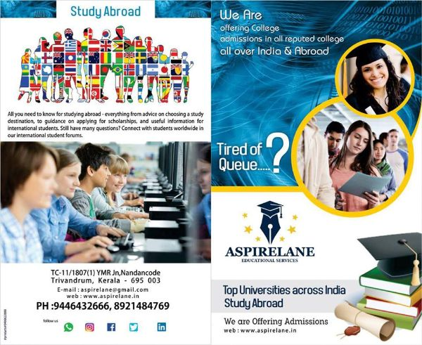 Aspirelane Educational Services in ,Thiruvananthapuram
